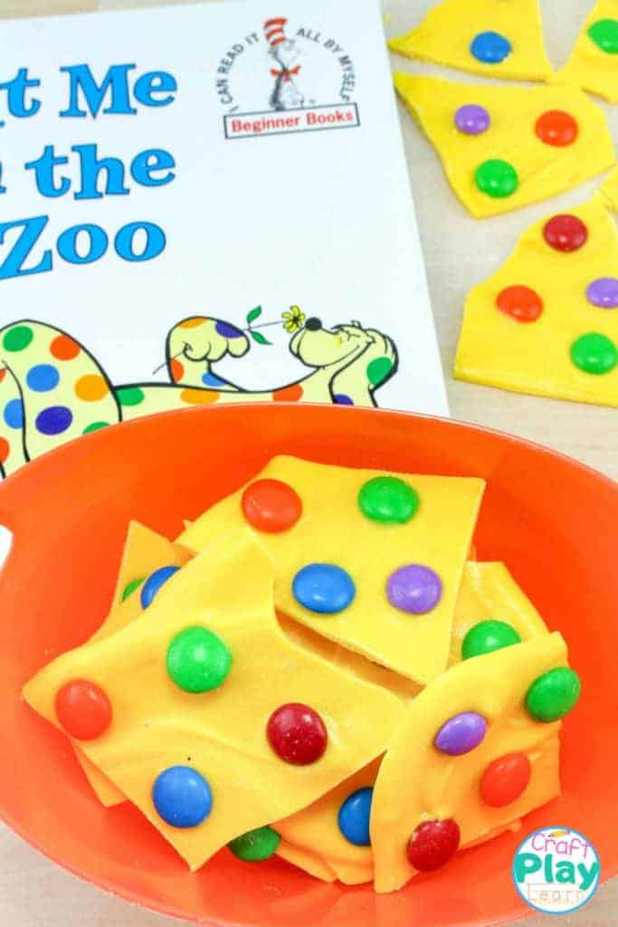dr seuss bark put me in the zoo book