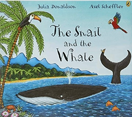 the snail and the whale book for kids