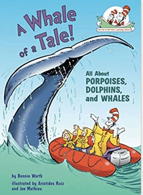 a whale of a tale by bennie worth