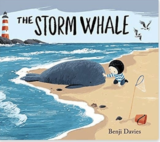 the storm whale book for kids