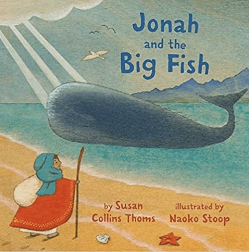 jonah and the big fish story