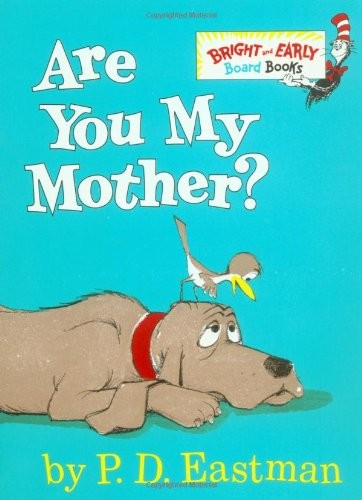 are you my mother book for toddlers