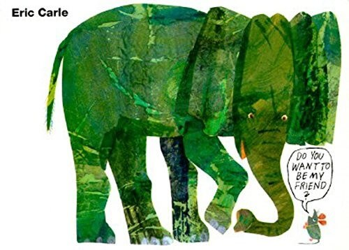 Be My Friend By Eric Carle