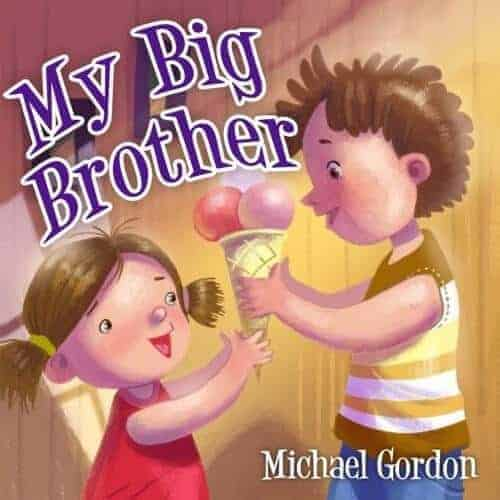 my big brother a book about siblings