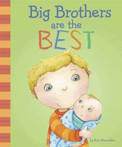 big brothers are the best a book about being a big brother