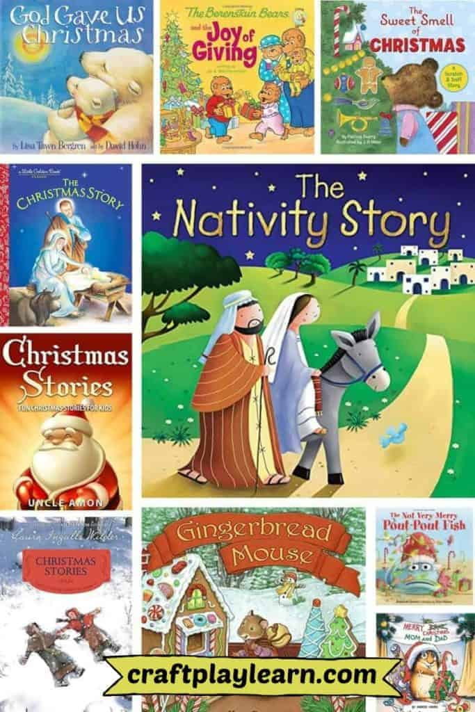 christmas story books for kids