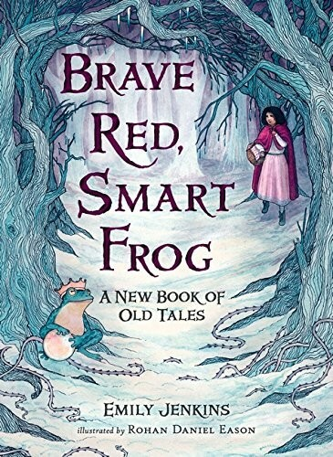 brave red smart frog a kids book about frogs