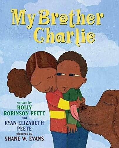my brother charlie, a book about being a big sister and having a little brother