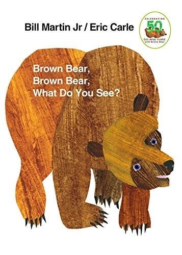 brown bear brown bear book by eric carle