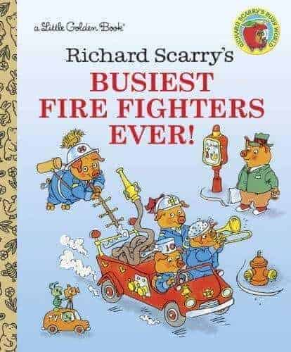 richard scarrys busiest fire fighters ever