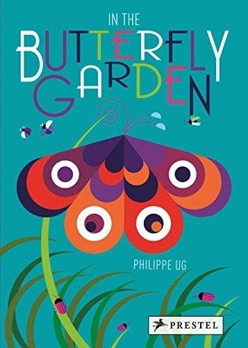 butterfly garden book for kids to read about butterflies