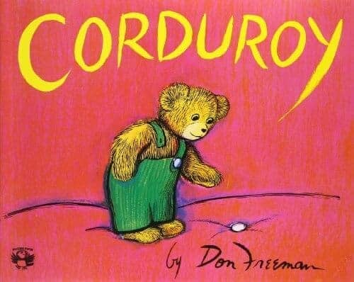 corduroy preschool book