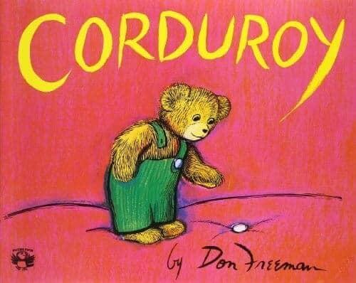 corduroy preschool book