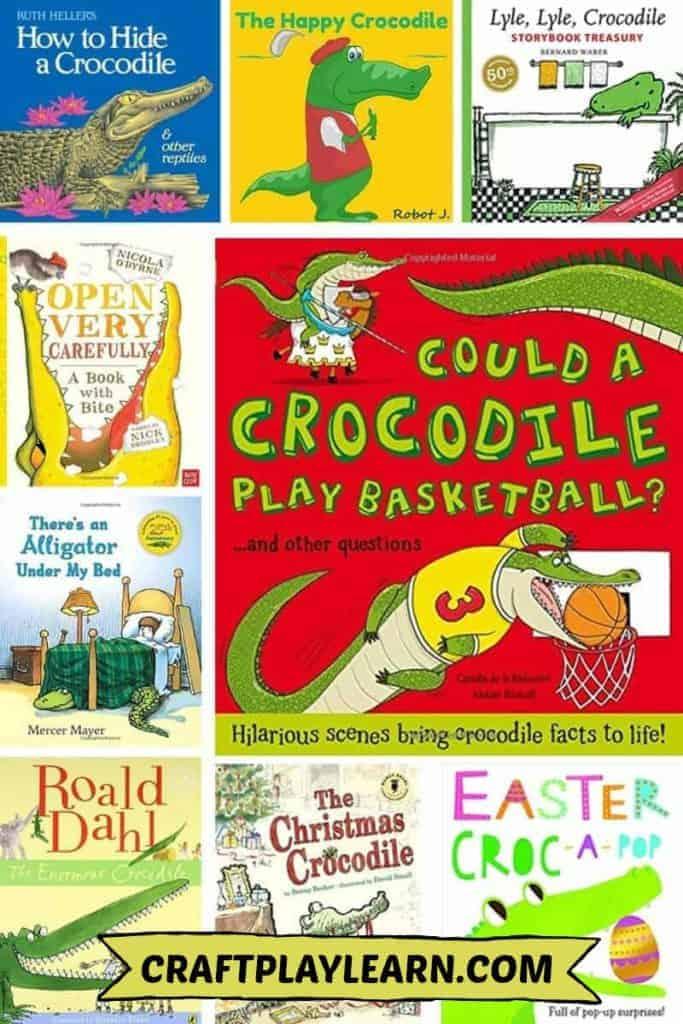 crocodile books for kids