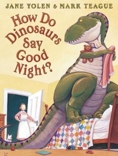 how do dinosaurs say goodnight book for preschoolers