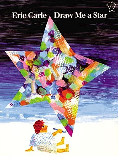 Draw me a star by eric carle a kids book