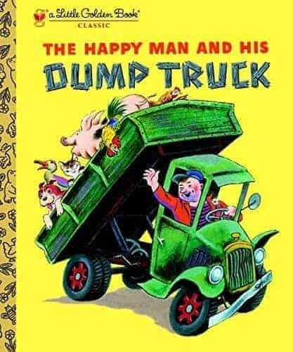 the happy dump truck a kids preschool book on trucks