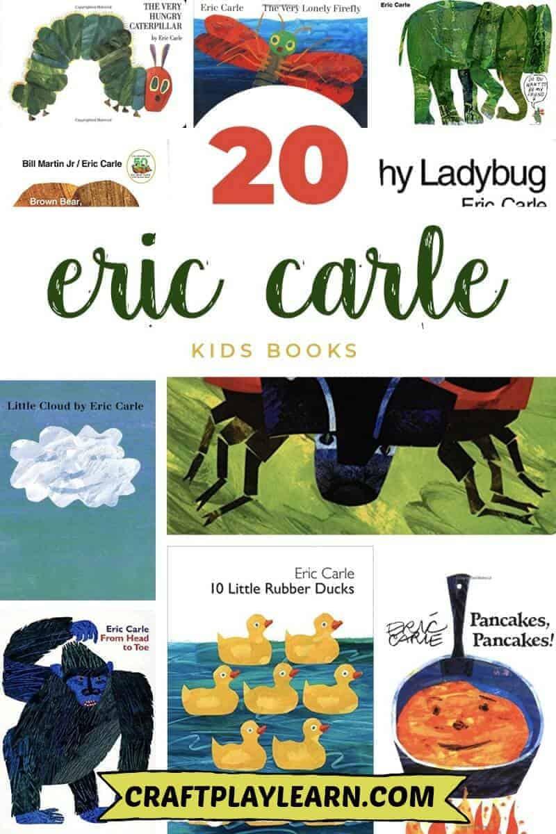 eric-carle-kids-books children will love