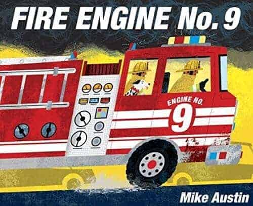 fire engine number 9 book for kids about fire engines