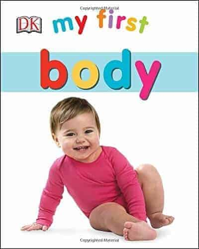 my first body a book about the body for toddlers
