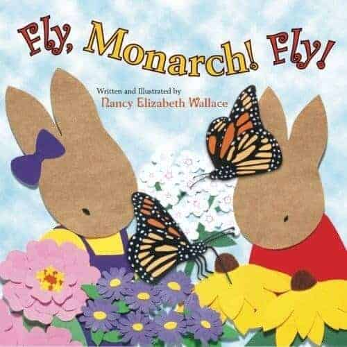 fly monarch fly kids book on butterflies