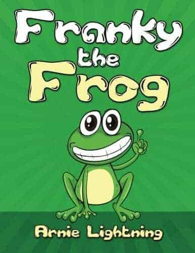freddy the frog book for kids about frogs