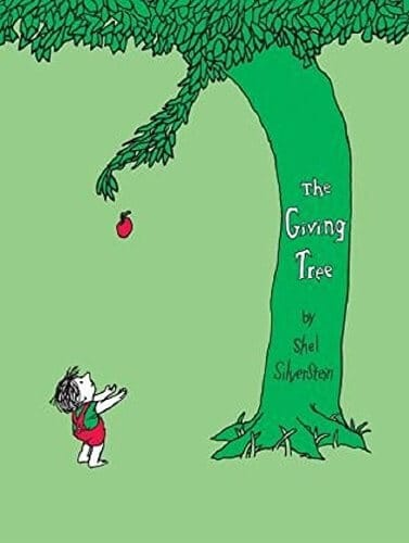 the giving tree preschool books