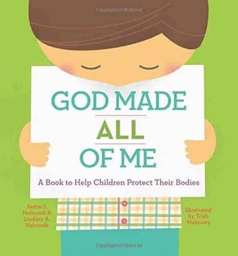 god made all of me a book about the human body
