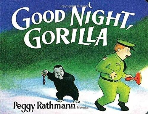good-night-gorilla book for toddlers