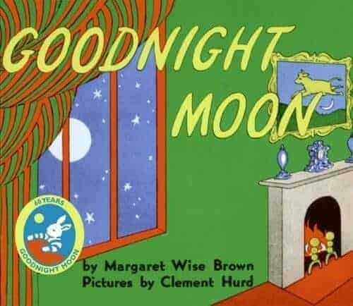 goodnight moon book for preschool kids