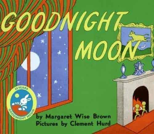 goodnight moon book for preschool kids