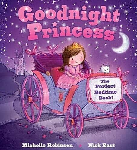 goodnight princess kids books about princesses