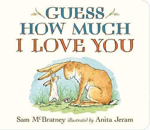 guess how much i love you preschool, book for preschoolers