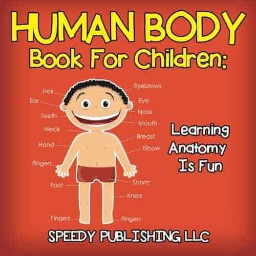 human-body-book for kids