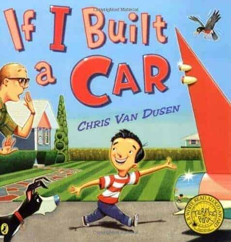 if i built a car book by kids