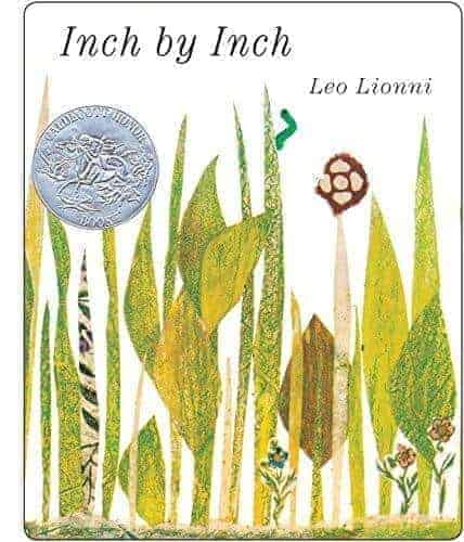 inch by inch a book about butterflies for children to read