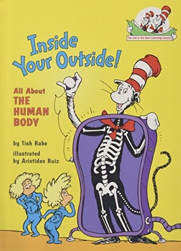 dr seuss inside your outside book about the body for kids