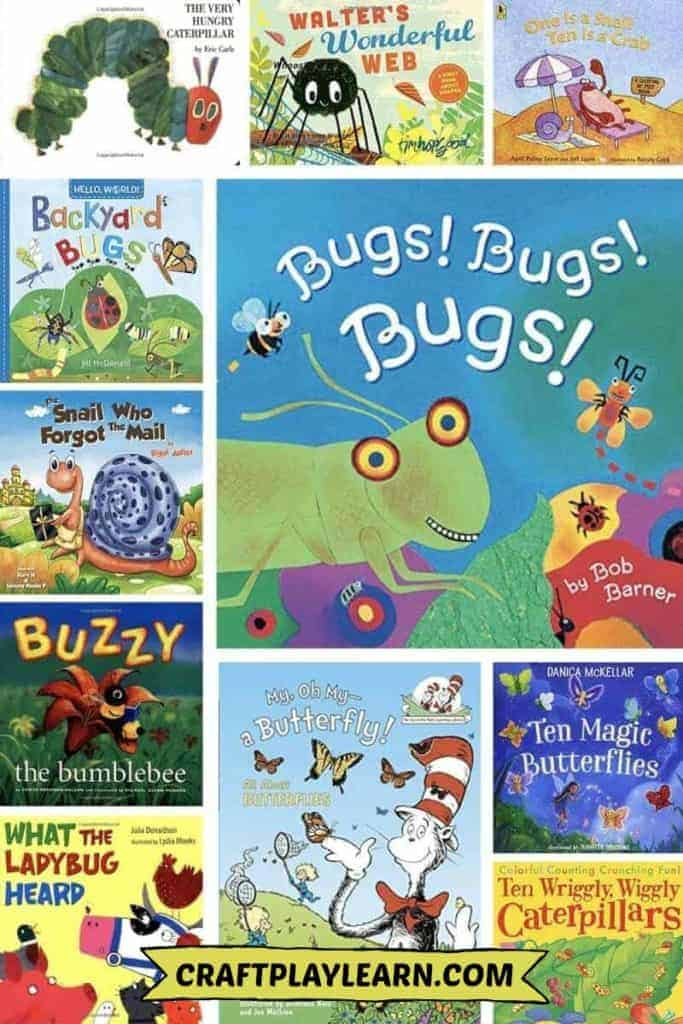 insect books for kids