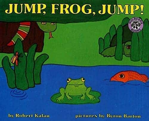 jump-frog-jump books for kids about frogs
