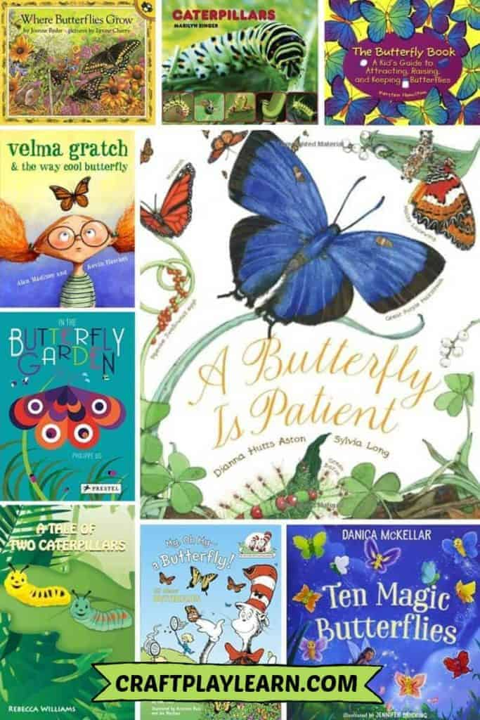 childrens books about butterflies