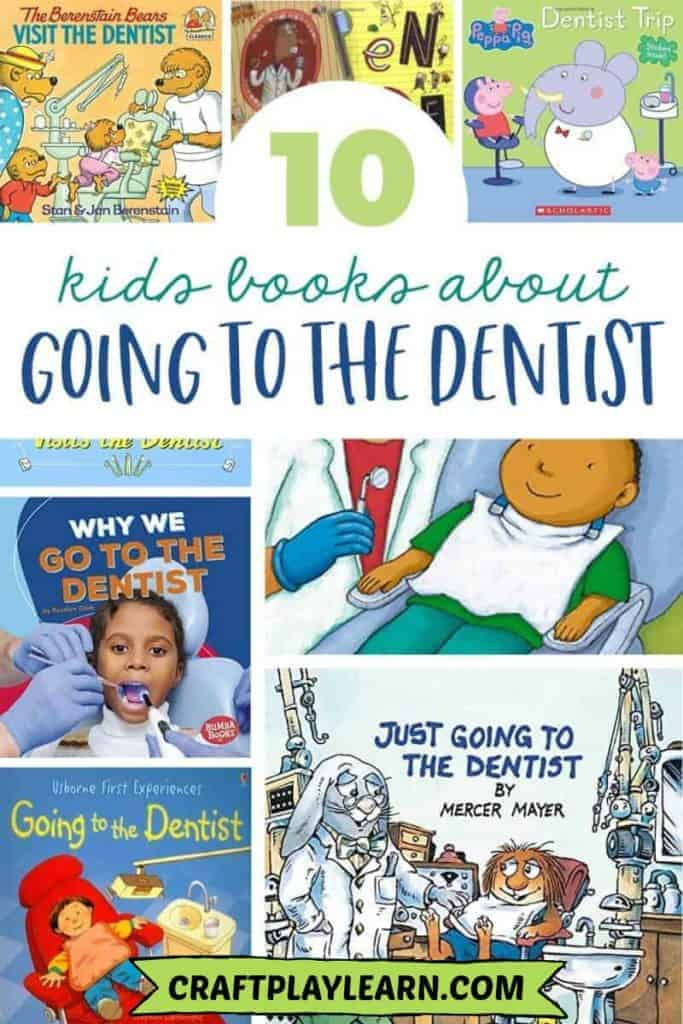 going to the dentist books