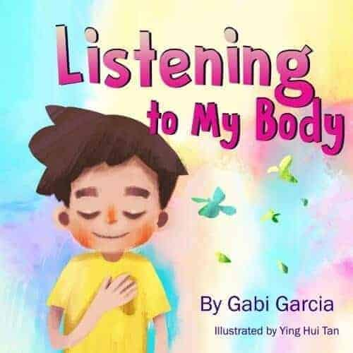 listening to my body. childrens human body book