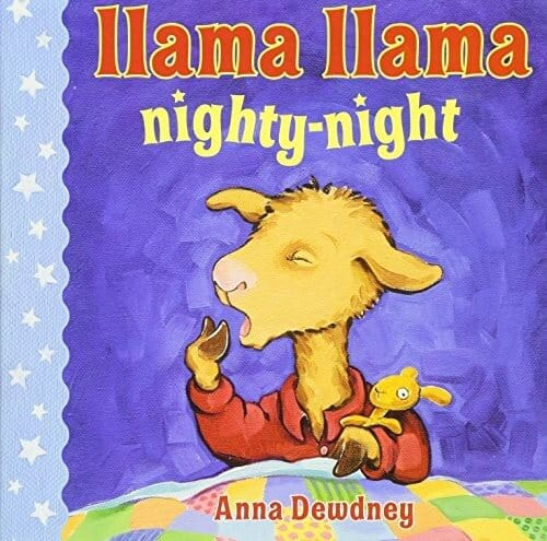 llama llama nighty night book for kids