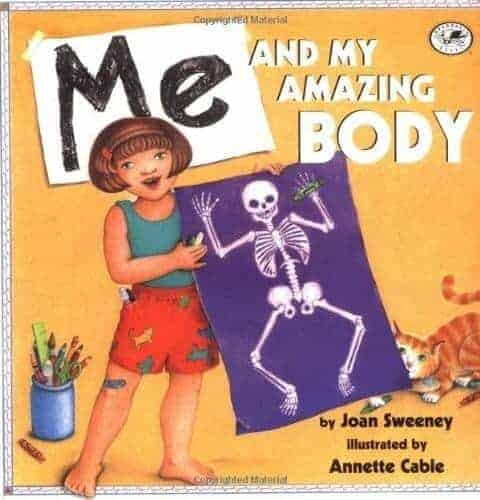 me and my amazing body a book about the body for kids