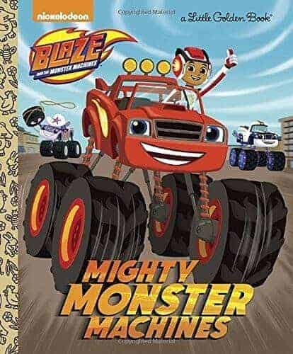 mighty monster machines a book for kids on trucks and monster trucks