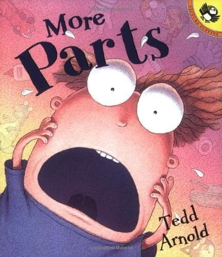 more parts another kids book about the human body