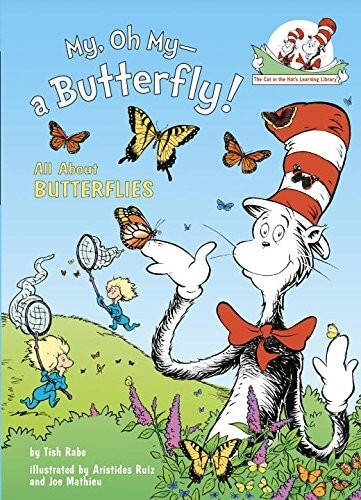 my oh my i'm a butterfly by dr seuss