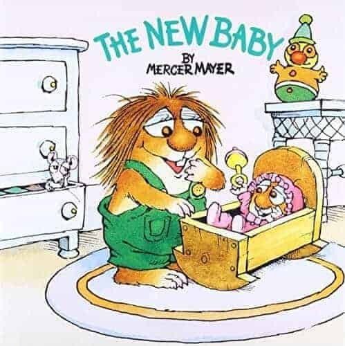 The new baby books for kids