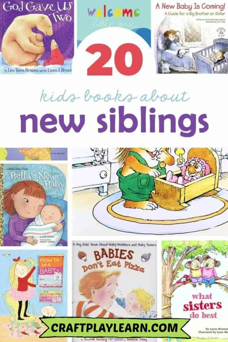 kids books about siblings