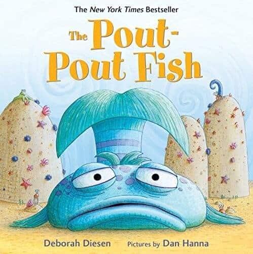 pout-pout-fish preschool,  book for preschoolers